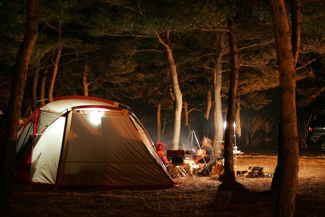 캠핑 계곡 유원지 펜션 와이파이 서비스