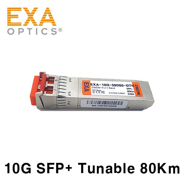 tunable 10Gbase xfp,sfp+