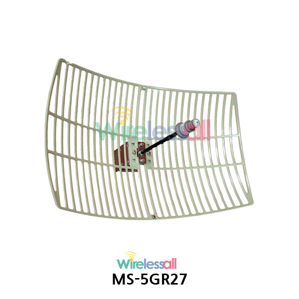 MS-5GR27 1.5Km 전송 5GHz WiFi GRID ANTENNA