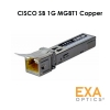 (CISCO SMB) MGBT1 1000 Base-T Copper 광모듈